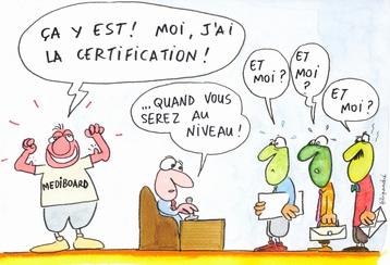 Certification Logiciel d'Aide à la Prescription Hospitalier (LAP Hospi)