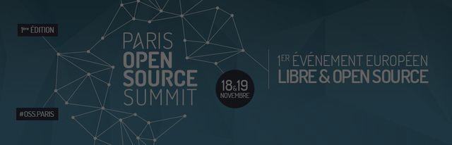 Salon Paris Opensource Summit