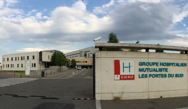 Groupe Hospitalier Mutualiste les Portes du Sud