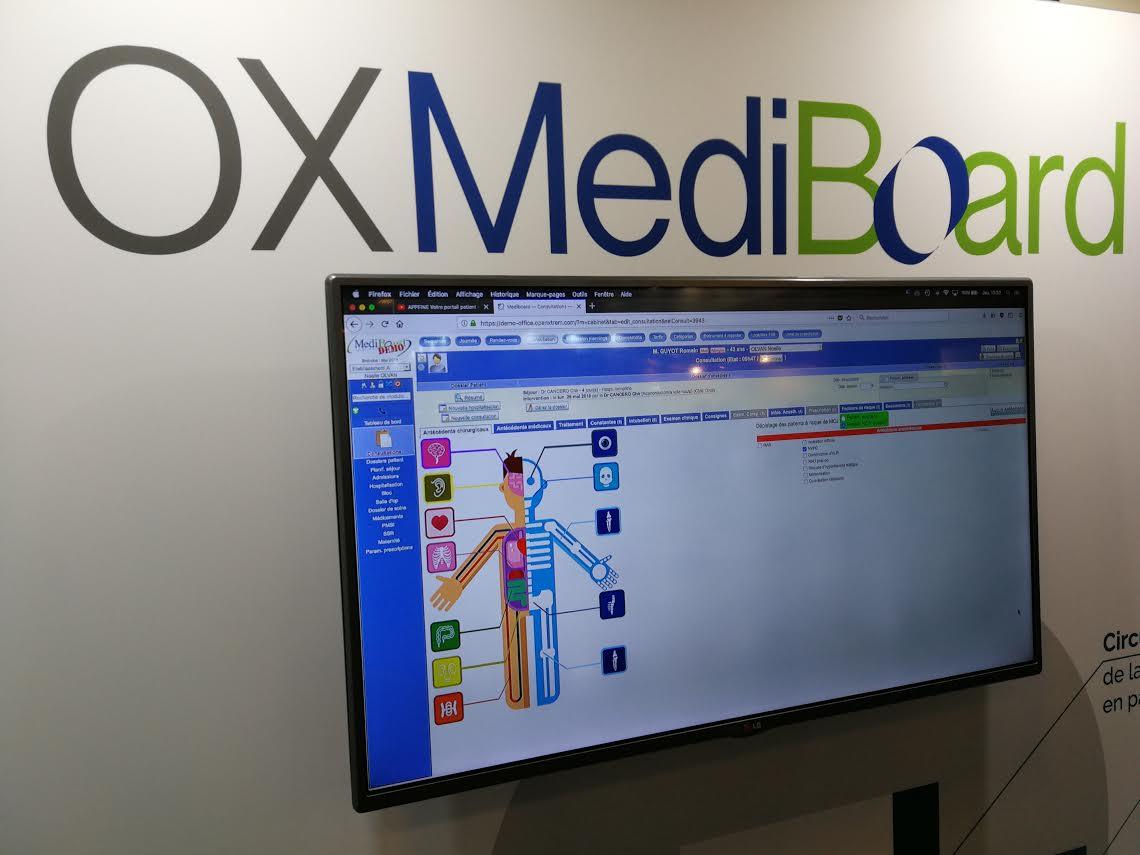 OX Module Moebius: consultations pré-anesthésiques