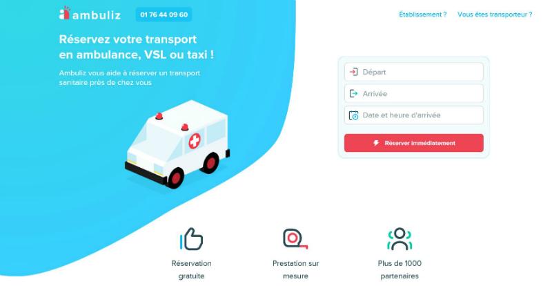OX Mediboard et la solution Ambuliz s'associent pour faciliter la gestion des transports sanitaires