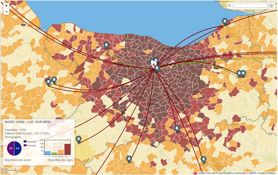 OX Module Géodec: L'approche territoriale comme aide à la prise de décision