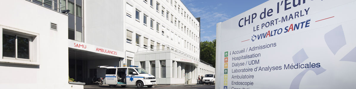 Photo extérieur du Centre Hospitalier Privé de l'Europe