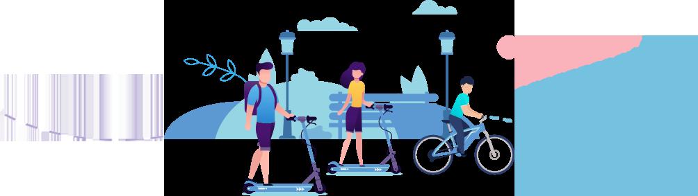 Illustration de l'article Challenge de la mobilité 2019